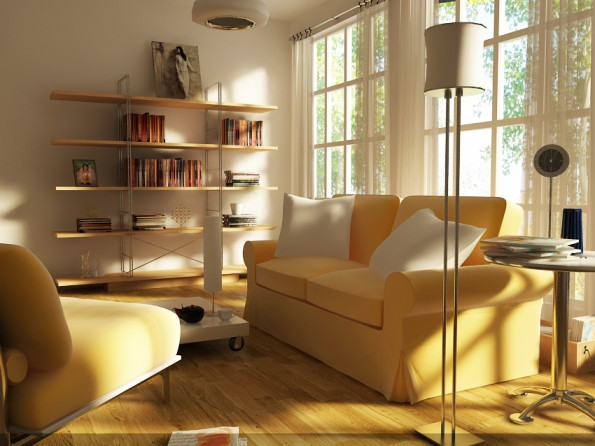 Tips To Make A Small Room Feel More Spacious